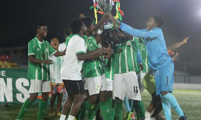 GFA seeks sponsorship for Women's Competitions