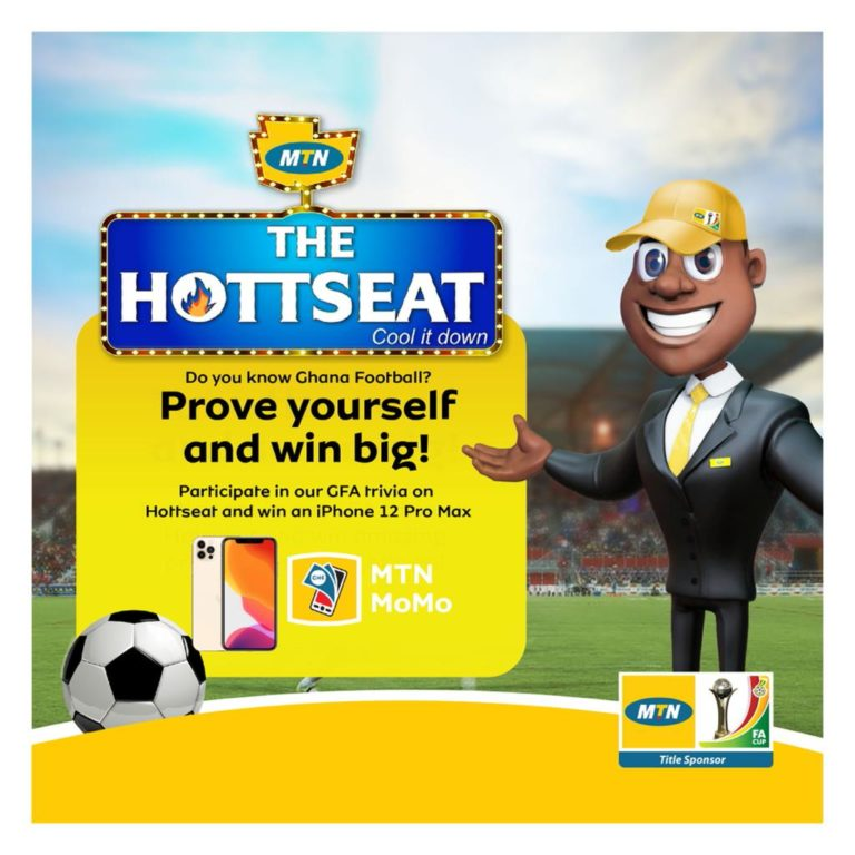 Participate in the MTN FA Cup HottSeat challenge