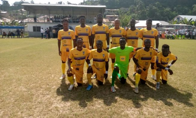 Medeama SC through to MTN FA Cup semis after extra-time win over Attram De Visser