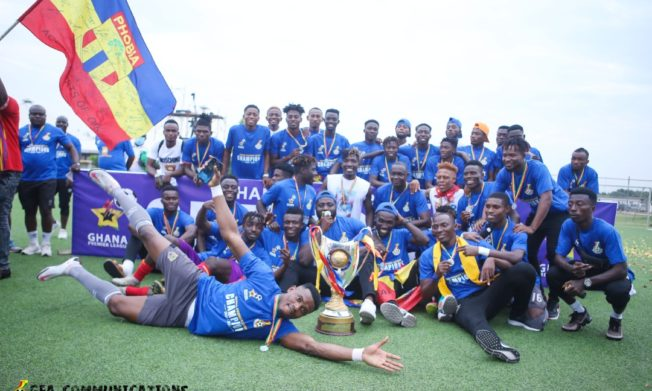 FIFA President congratulates Ghana Premier League Champions