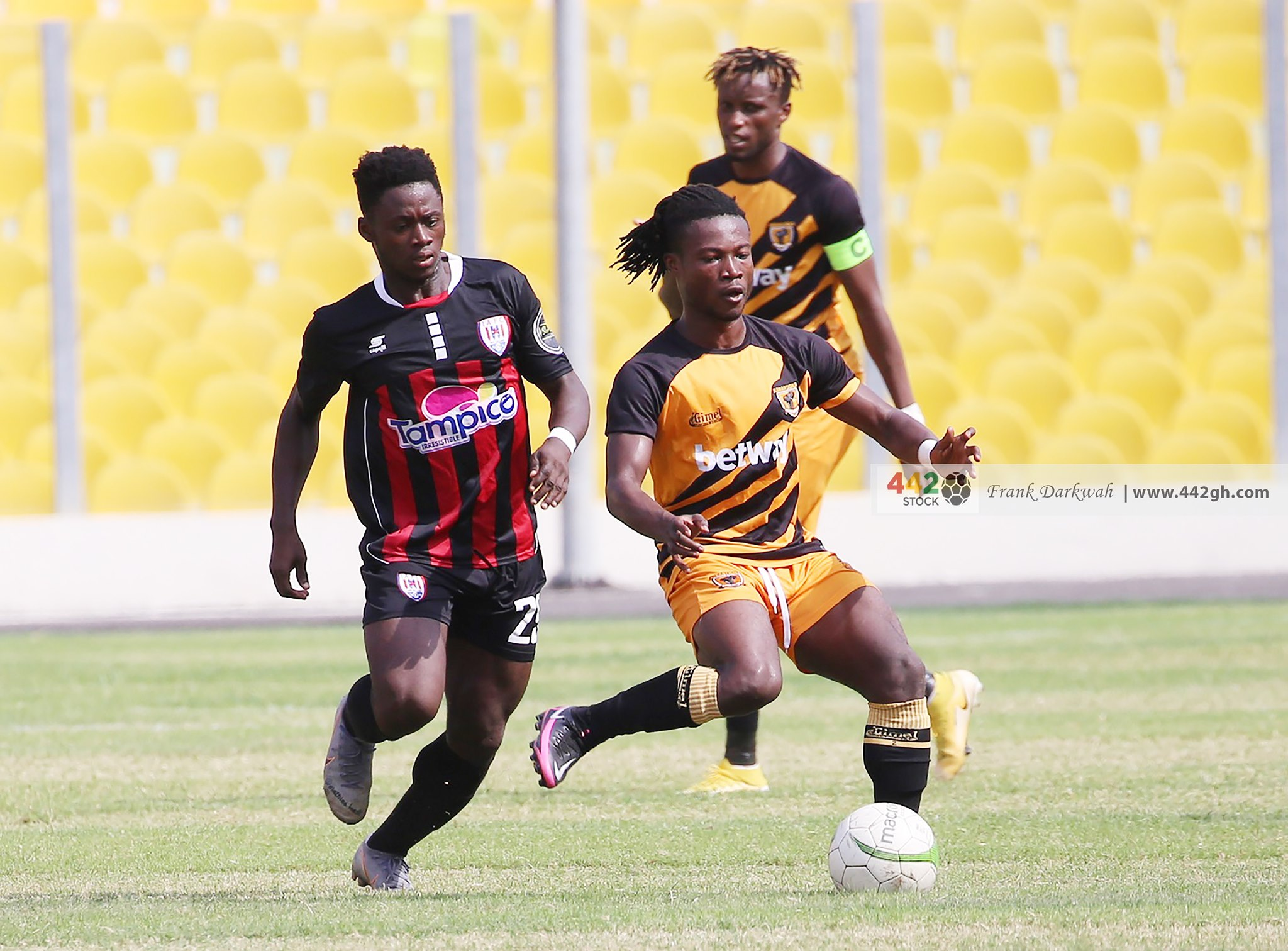 Players and Officials of AshantiGold SC and Inter Allies FC under Investigation