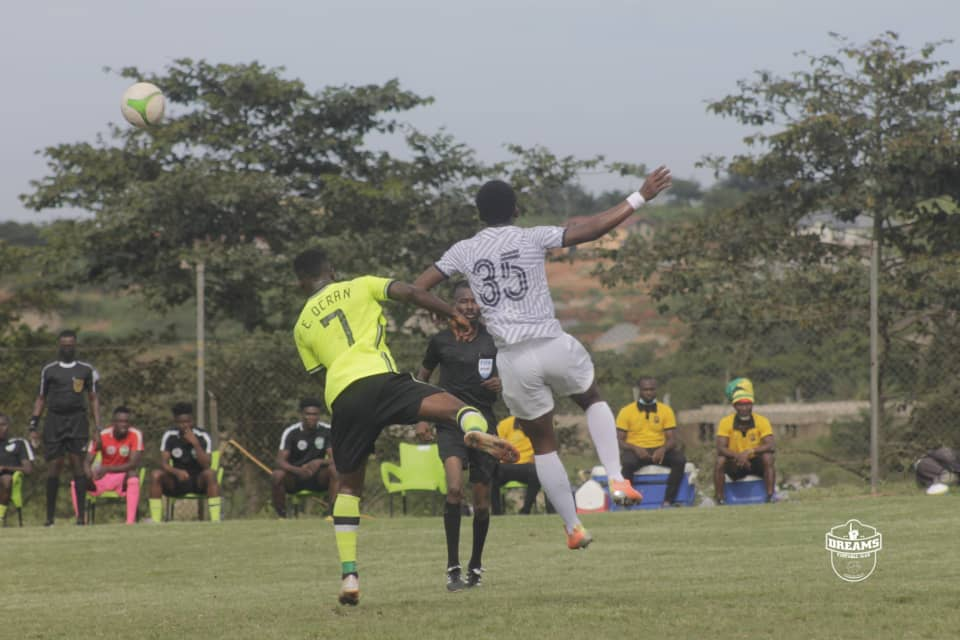 Five persons charged in relation to misconducts in Dreams FC vs Berekum Chelsea league match