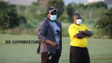 Black Queens are on course – Mercy Tagoe-Quarcoo