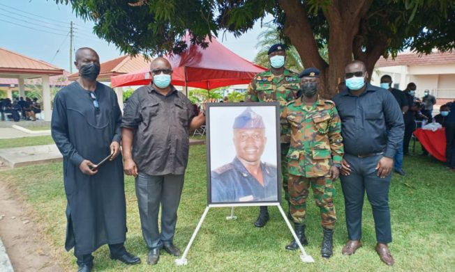 GFA mourns with family of the late DSP Emmanuel Ofori Asante