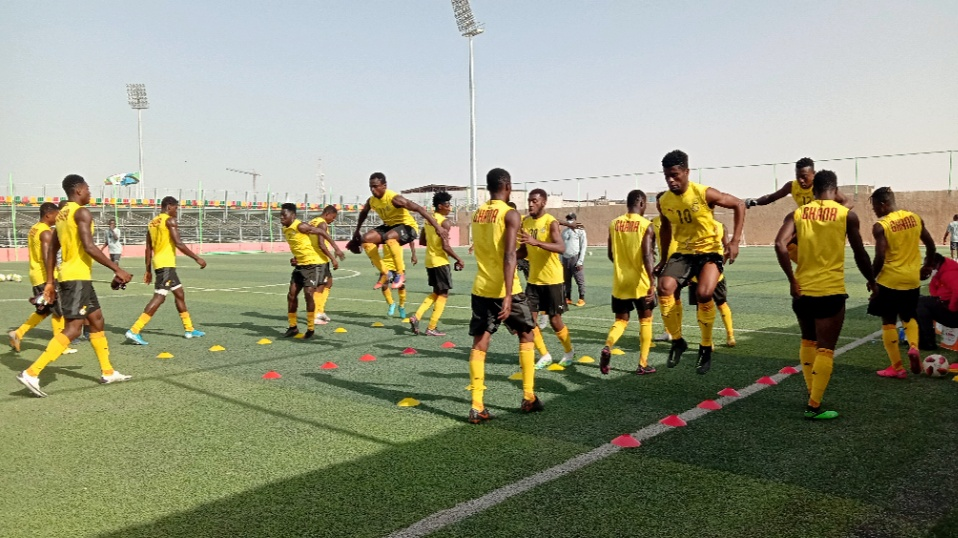 Black Satellites head coach names 35-man squad for camping