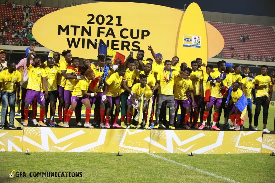 GFA clears merit awards ahead of 2021/22 football season