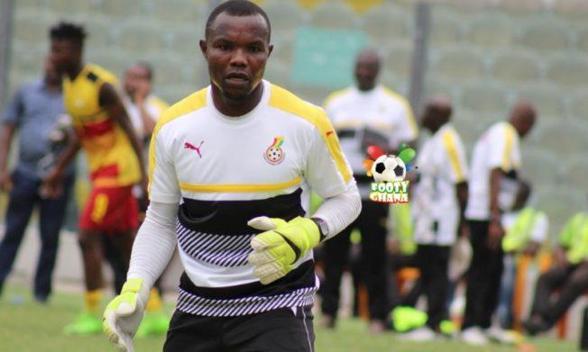 Richard Kingston takes over from Najawu as Black Stars goalkeepers trainer