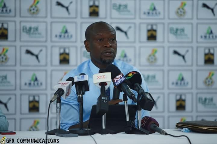 C.K Akonnor invites Ofori, Mensah, Manaf, Ashimeru and Kamal Deen for World Cup qualifiers