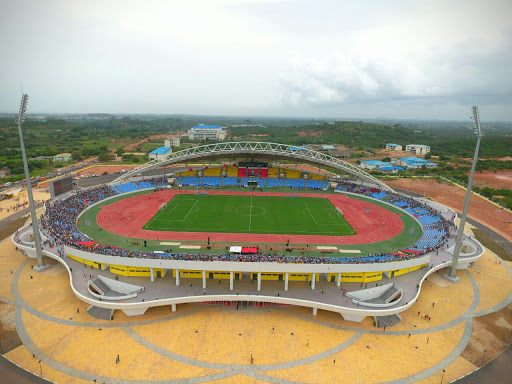 CAF approves Accra and Cape Coast stadiums for World Cup qualifiers