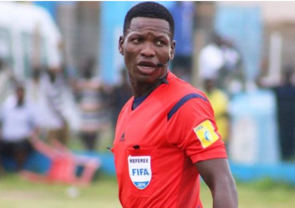 Daniel Laryea to officiate Sunday's MTN FA Cup final