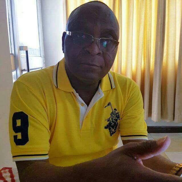 Adam Munkaila gets Nigeria vs. Liberia World Cup qualifier