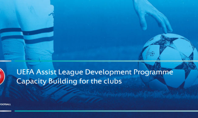 GFA and UEFA Assist to organize League Development Capacity Building training for GPL Clubs