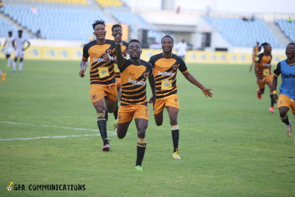 MTN FA Cup: AshantiGold beat Berekum Chelsea to advance to final