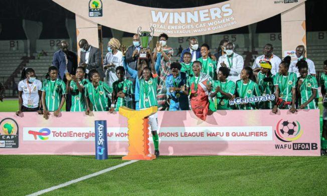 It feels great to witness this unbelievable achievement – President Simeon-Okraku to Hasaacas Ladies