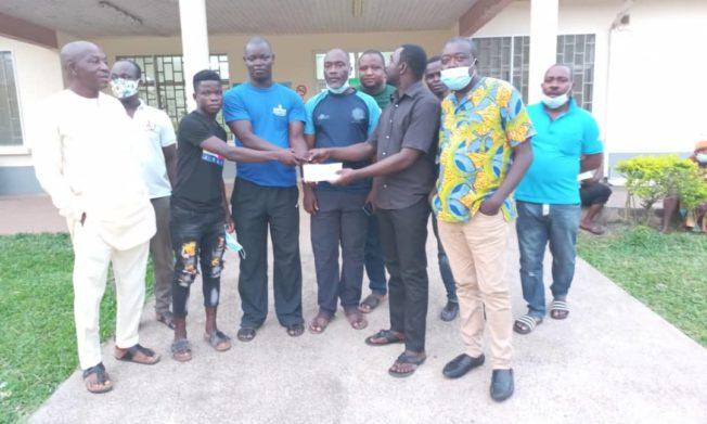 Western RFA commiserates with Tarkwa accident victims