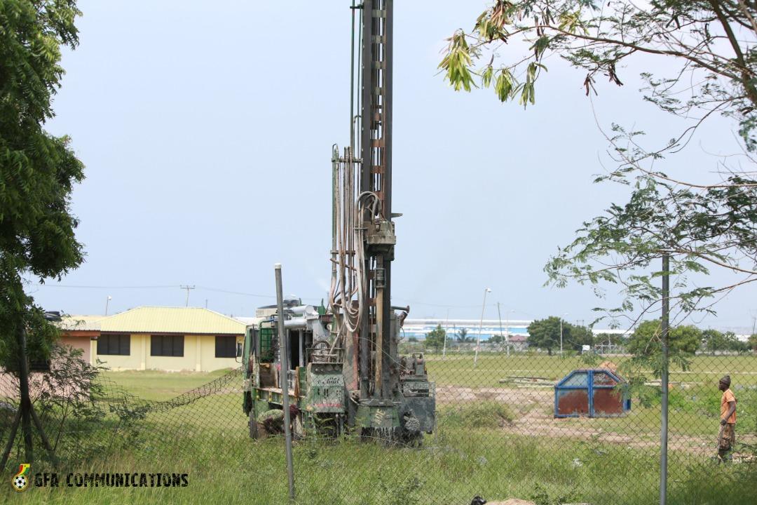 GFA Borehole strategy takes off at Prampram