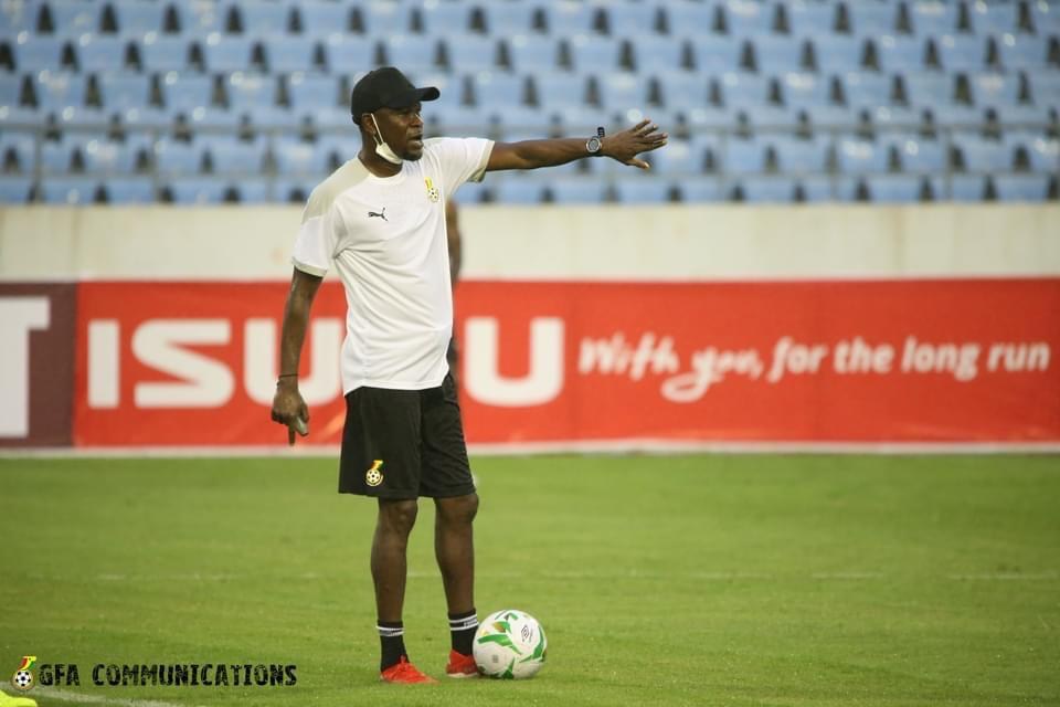 Charles Akonnor on first game against Ethiopia, being efficient, absence of key players and South Africa: Transcript