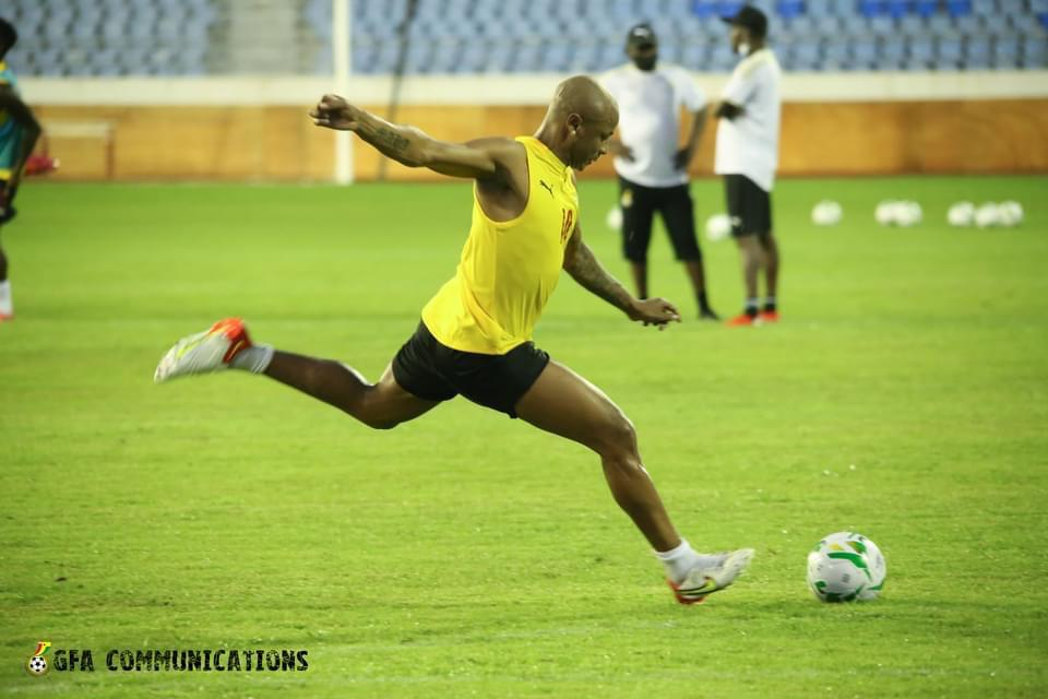 Ghana to hold first training in Cape Coast Tuesday afternoon