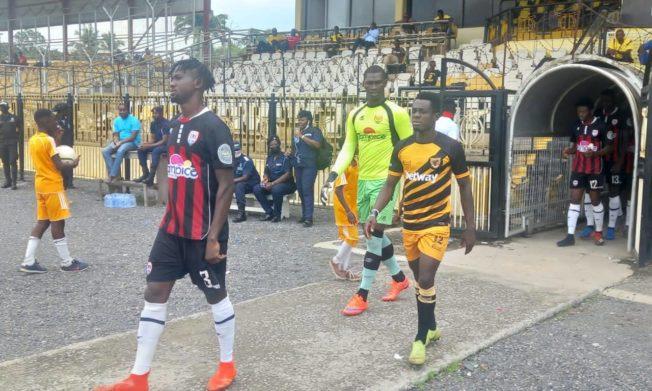 Ashantigold & Inter Allies charged for Match manipulation