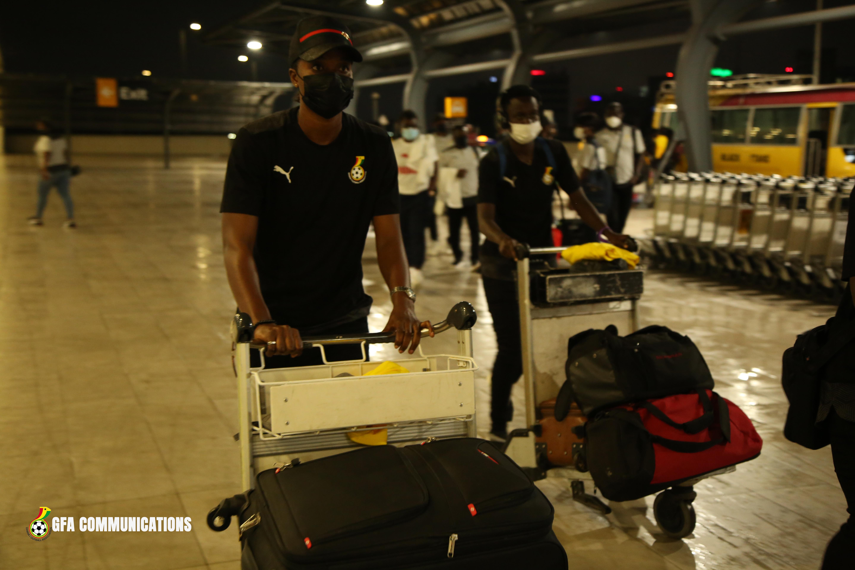 Aisha Buhari Cup 2021: Black Queens depart Accra for Lagos