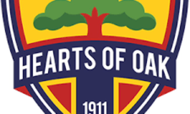 CAF CL: Hearts of Oak vs CL Kamsar to be played behind closed doors