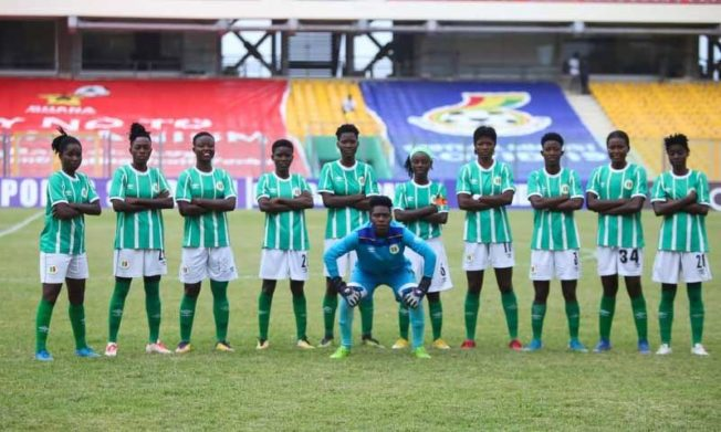 Hasaacas Ladies face Wadi Degla, AS Mande and Malabo Kings in CAF Women's Champions League