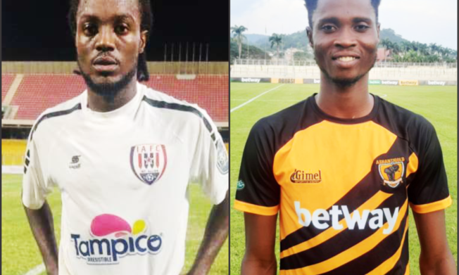 Isaac Opoku Agyemang, Lamptey & others charged for participating in match of convenience