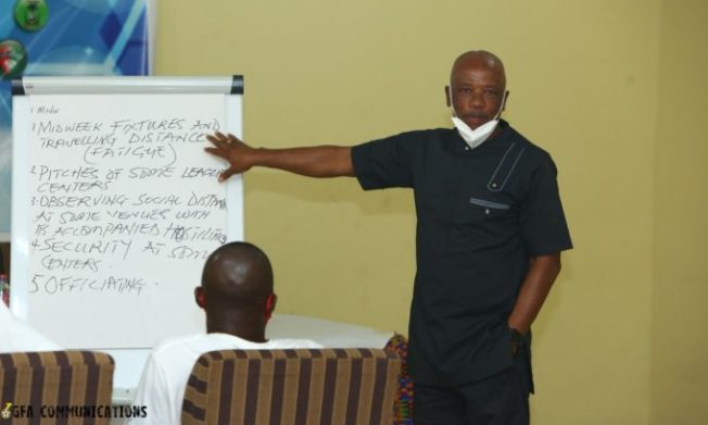 Our goal is to bring everybody up to speed with modern trends – Professor Mintah
