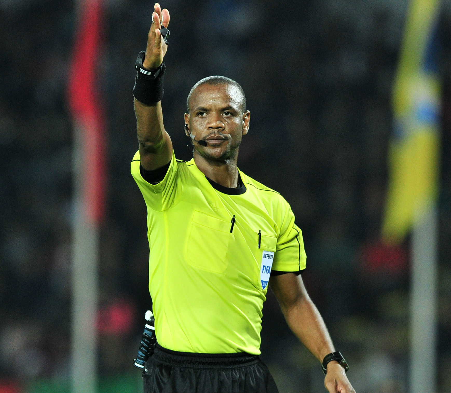 Janny Sikazwe to officiate Ghana's Group G game against South Africa