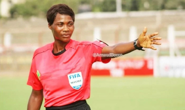 Togolese referee Vincentia Enyonam Amedome takes charge of Nigeria – Ghana AWCON qualifier