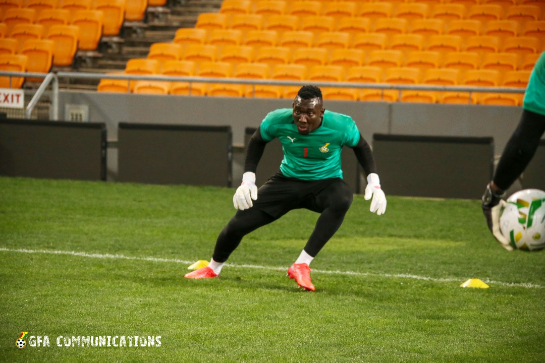 Richard Ofori on social media criticisms, thoughts on South Africa, having an advantage and more: