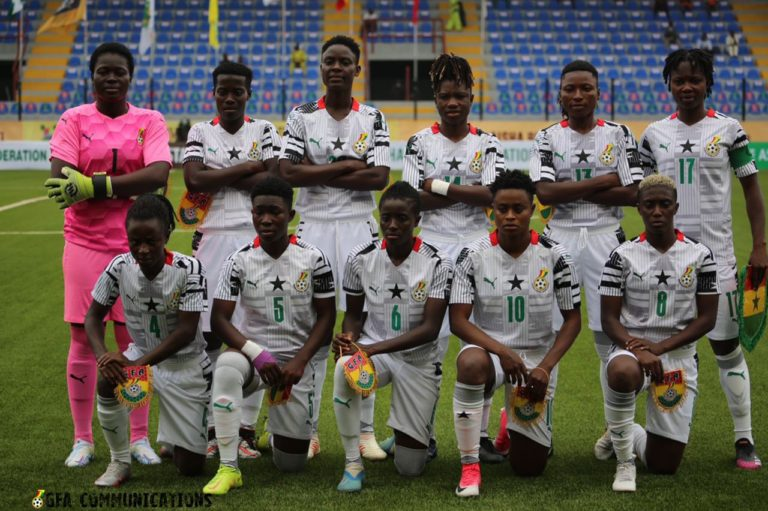 Aisha Buhari Cup: Black Queens succumb to South Africa in Group B opener