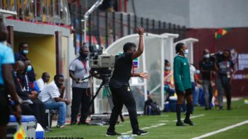 The game against Cameroon will be different - Coach Mercy Tagoe-Quarcoo speaks ahead of Lioness clash
