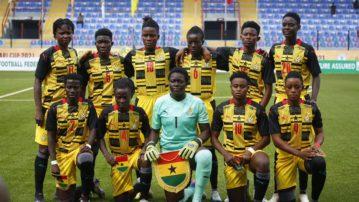 Ghana put two past Cameroon to end Aisha Buhari Cup on a high