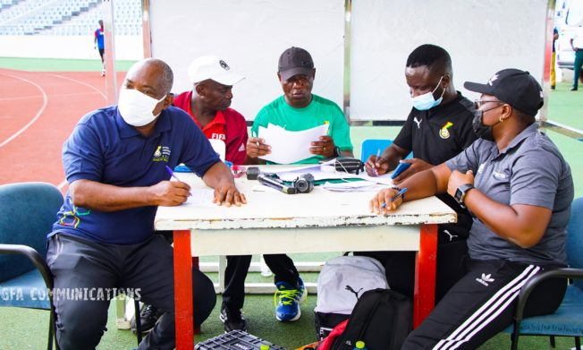 PHOTOS: Southern Sector Referees and Assistant Referees gear up for new season