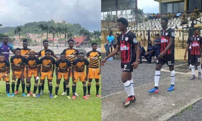 Hashmin Musah, three others charged for participating in match of convenience