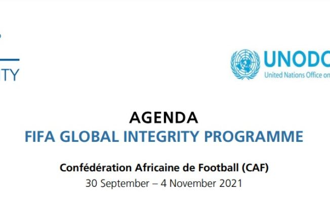 GFA Integrity officer to speak at FIFA Global Integrity programme