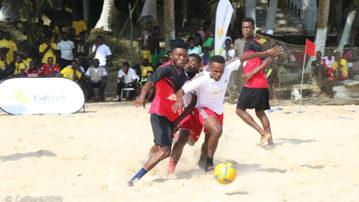 GFA/FIFA to organise Beach Soccer Coaching Course in November