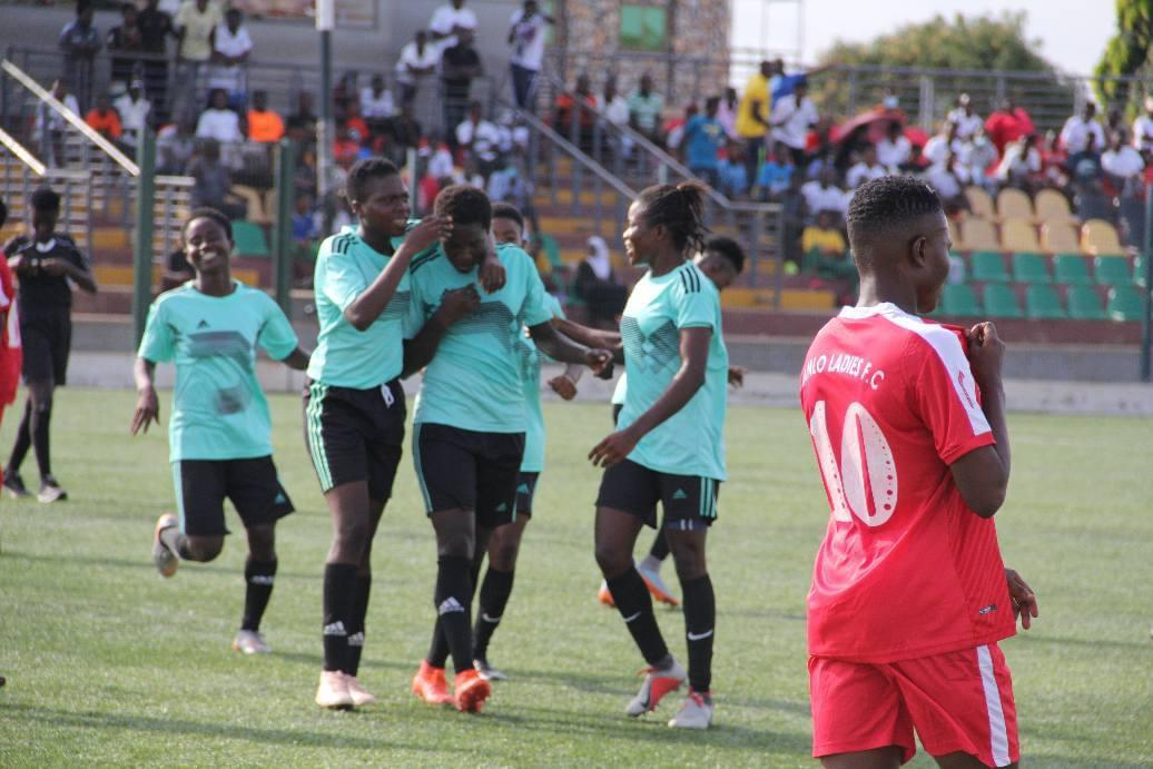 Report: Day One of Women's Division One Regional Zonal Championship