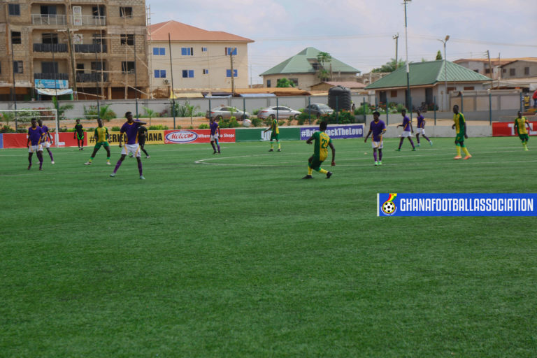 Division One League Super Cup: Tema Youth beat Gold Stars to book semi-final place