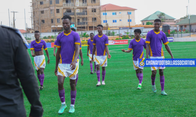 Tema Youth, Skyy FC face off in Division One League Super Cup final