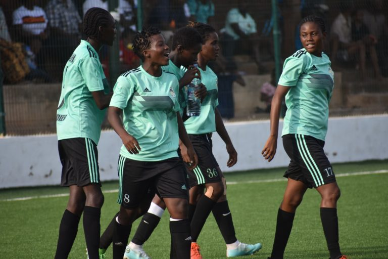 Army Ladies edge past Faith Ladies to keep qualification hopes alive