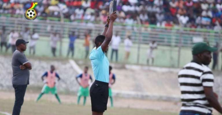 Ghana Premier League adopts five substitutions for 2021/22 season