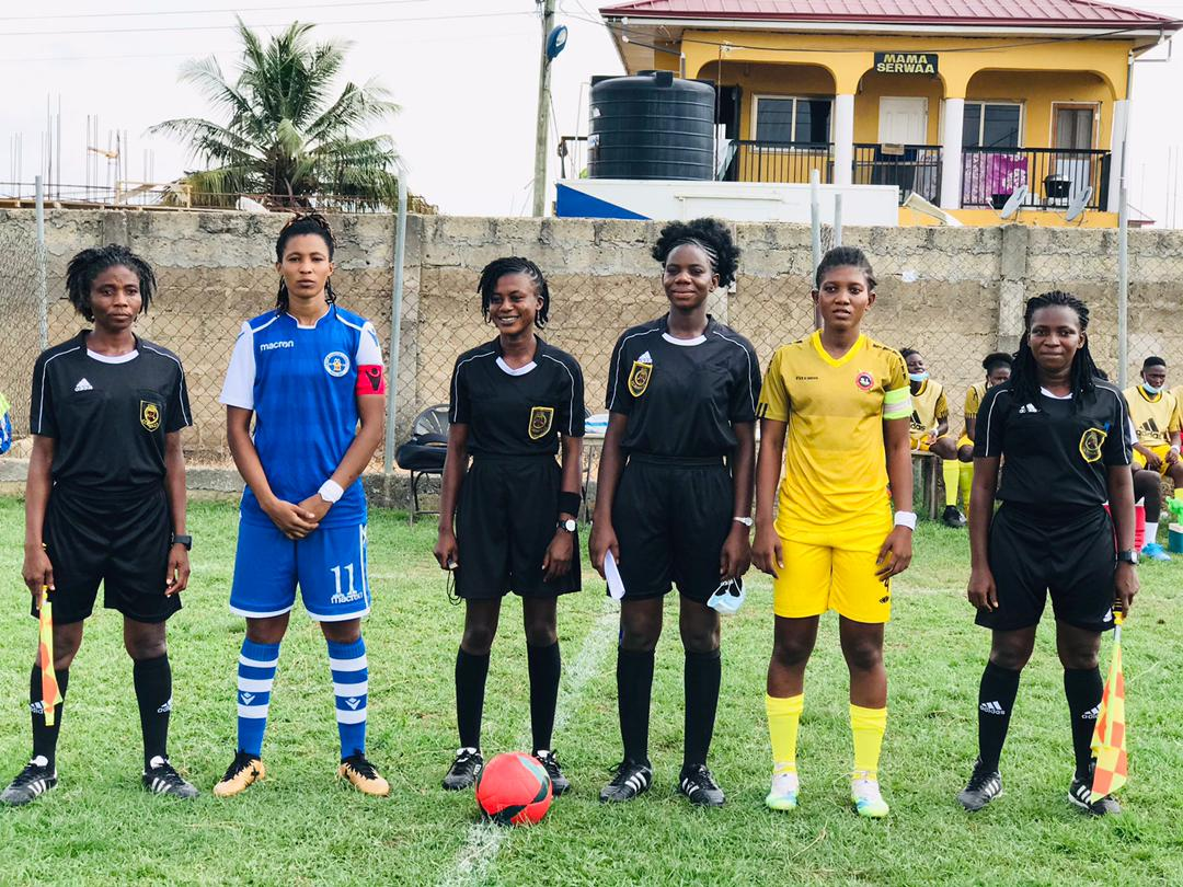 Match Officials for Women's Regional Middle League Day four matches