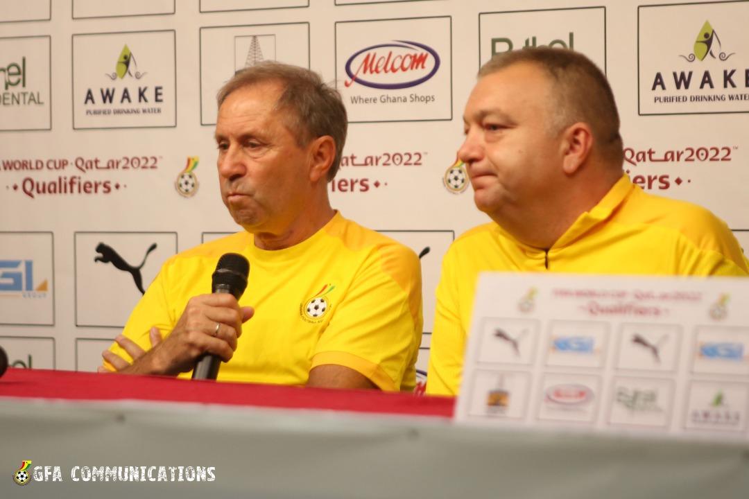 Black Stars Coach Milovan talks tactics, expectations, young players and more: Transcript