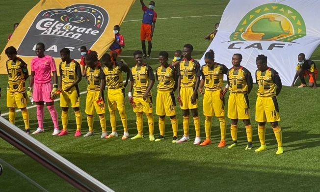 Ghana fall to Nigeria in Women's AFCON 1st leg qualifier