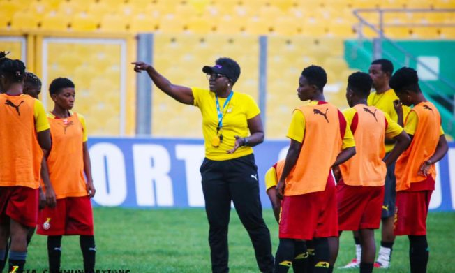 Black Queens hold final training session Saturday ahead of Nigeria clash