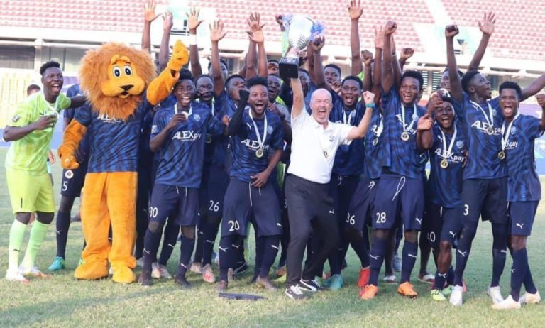 Silky Lions tame lacklustre Samartex to win Bronze