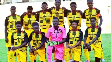 Black Queens beat Super Falcons but miss qualification to AWCON 2022
