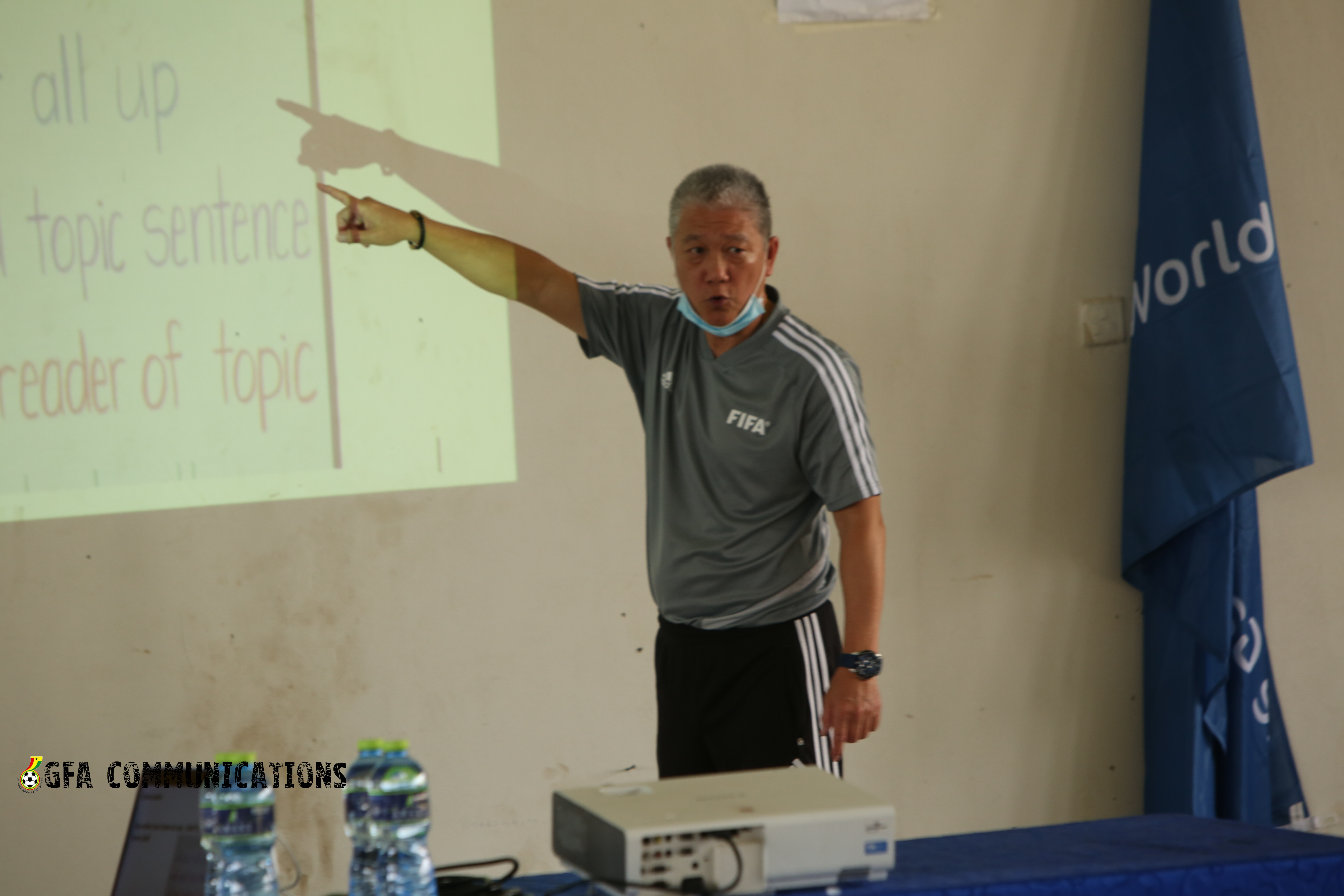 PHOTOS: GFA opens Fitness and Technical Instructors training at Prampram
